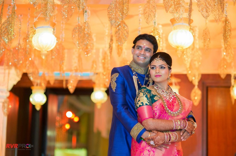 Indian telugu wedding