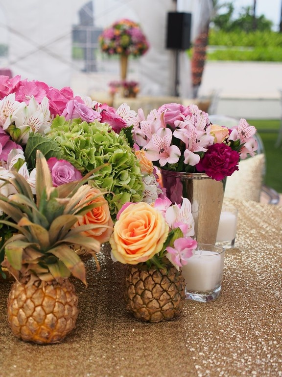 Use Them As Vases Impact Production Agrawal Wedding Long Beach