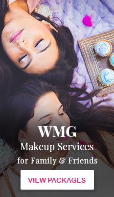Party Makeup Banner