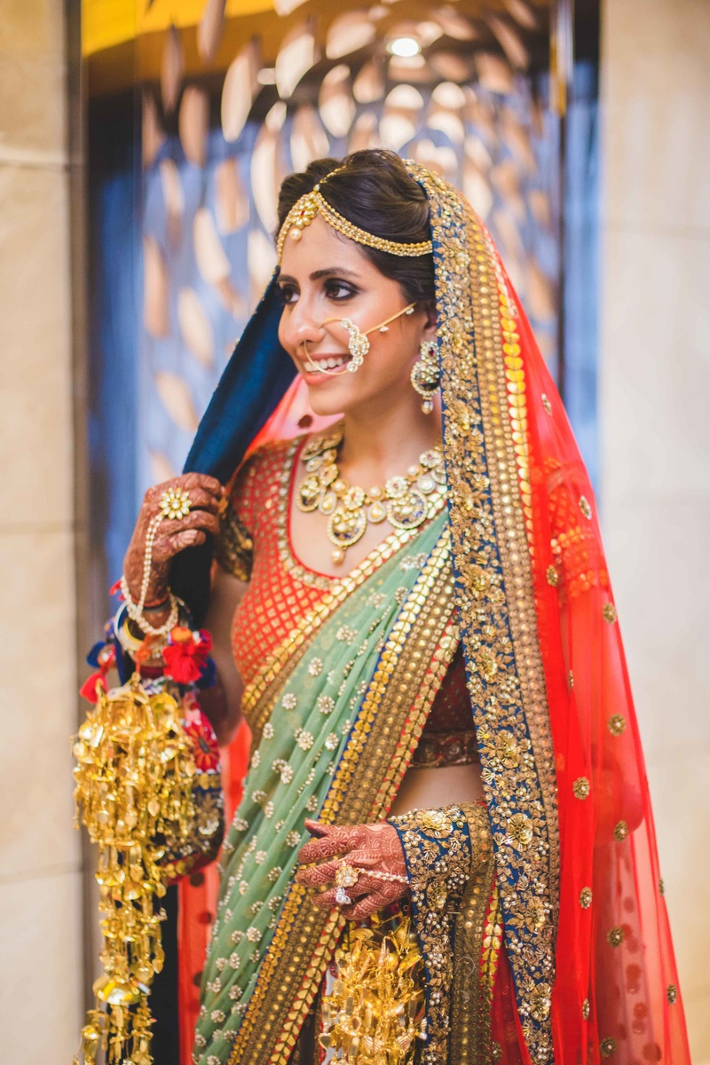 Lehenga Colour Combinations That Are Killing It In 2017 ...