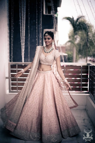 29e97e2fb31 The Most Lightweight Bridal Lehengas... Perfect for Fresh Summer ...