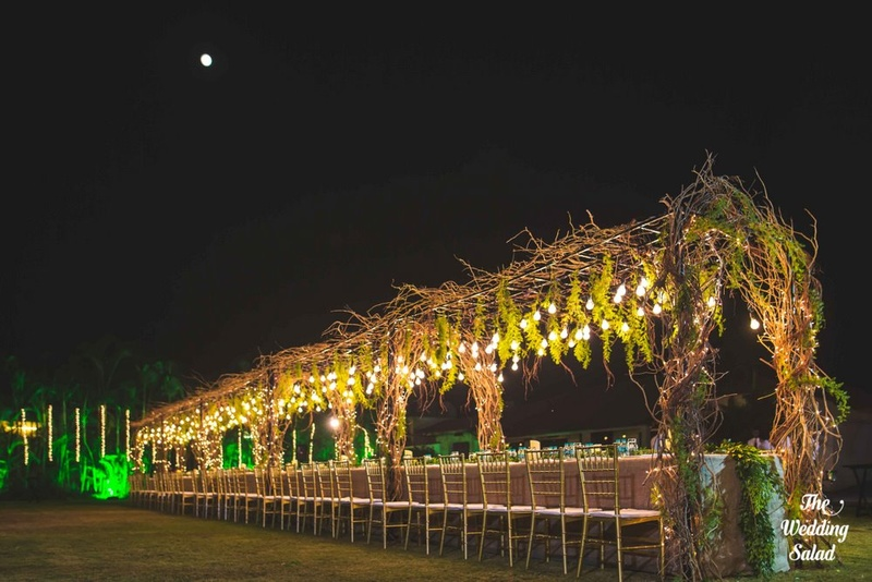 Radisson alibaug wedding