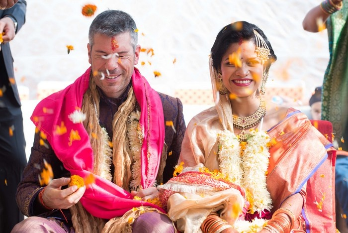 Jeff & Radhika Wedding Story