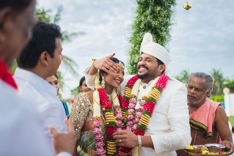 Manish & Kalai Wedding Story