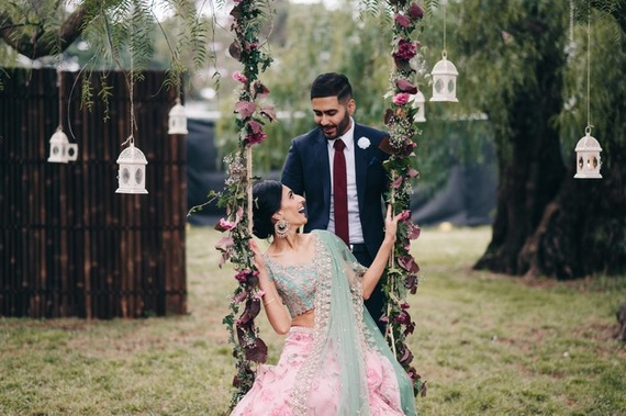 Heniz & Samantha Wedding Story