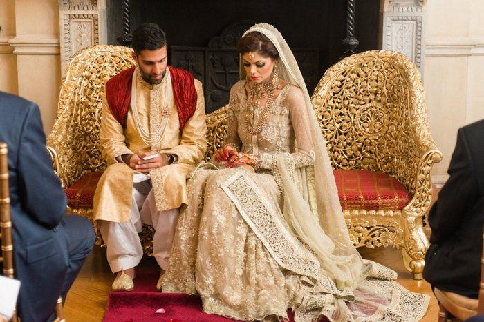 A Breathtaking Pakistani Wedding With Regal Charm