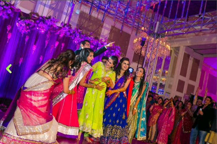 Let The Games Begin Fun Stuff To Get Your Sangeet Rolling