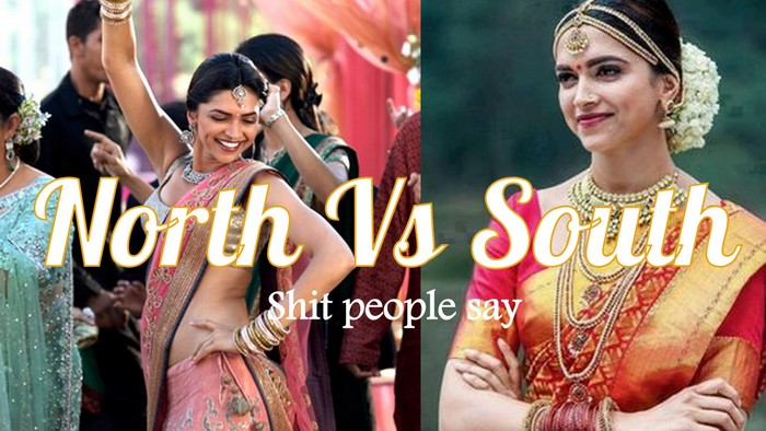 north india south india comparison Another difference that can be seen between north and south india is their food  when compared to the north indian food, the south indian.