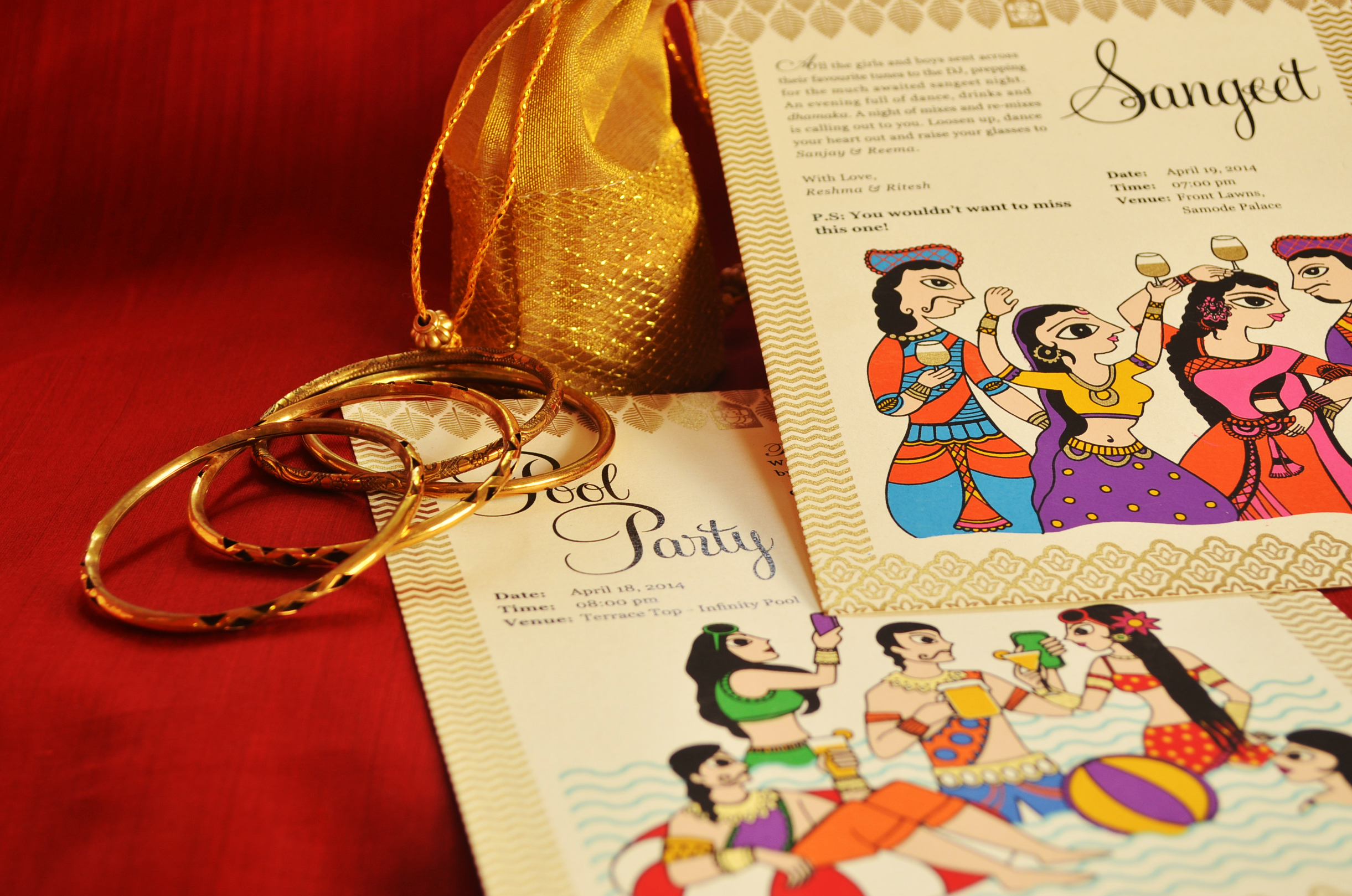 new  6 indian wedding invitation trends straight from the
