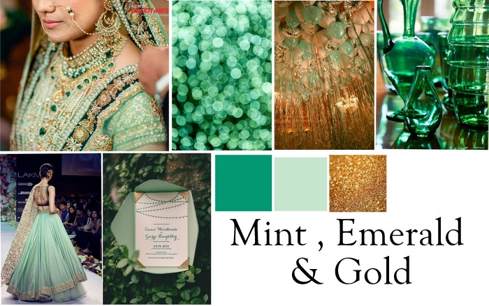 4 Wedding Color Combinations to bookmark for 2015 ...