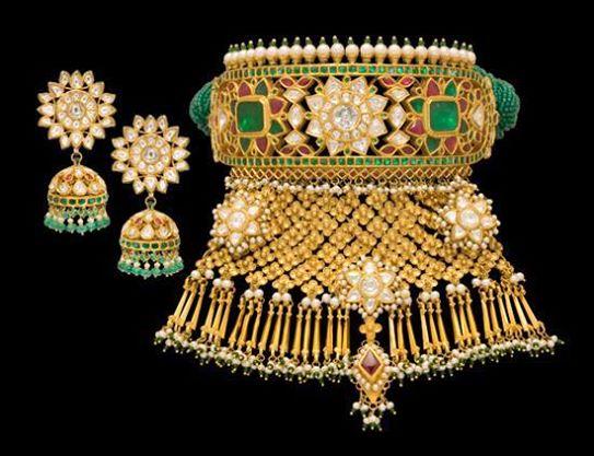 Bridal Jewellery 101 Kundan Polki Jadau And How To