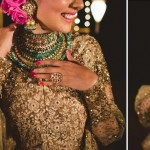 5 Style Lessons from an all gold Band Baaja Bride episode shot by Into Candid Photography