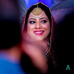 Vivid Engagement in Chandigarh with pop of turquoise