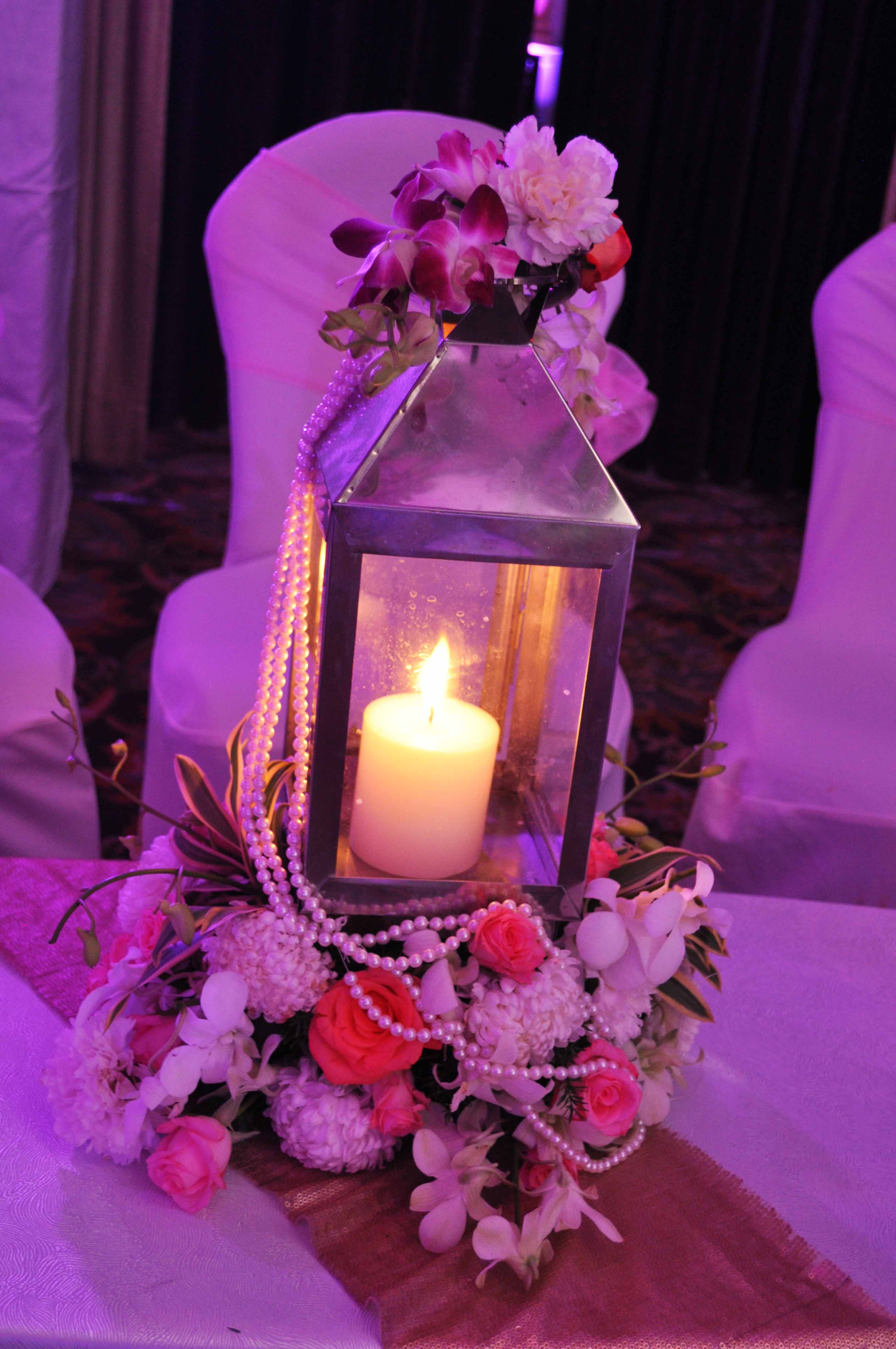 8 Alternative Table Centerpiece Ideas For Your Mehendi