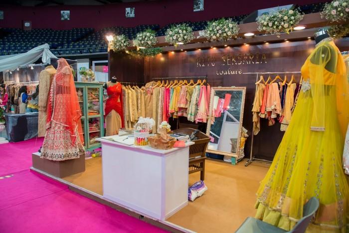 Exhibition Stall Decoration Ideas : Inside bridal asia mumbai wedmegood best indian