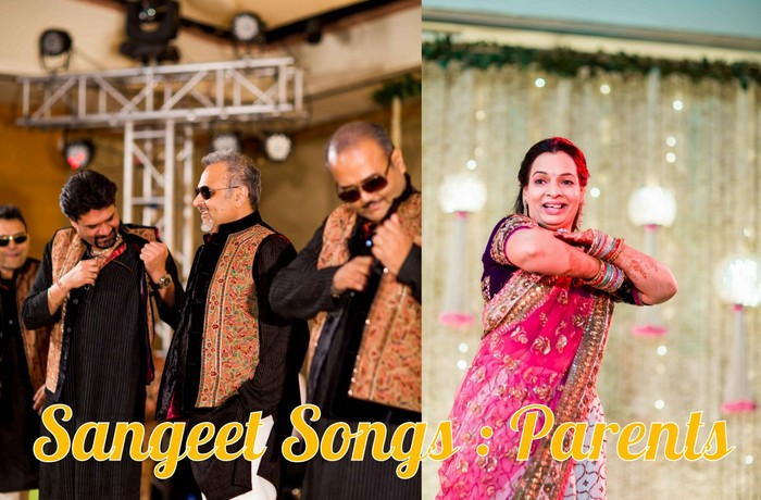 Sangeet Diaries: Songs for the parents of the bride/ groom !, | WedMeGood