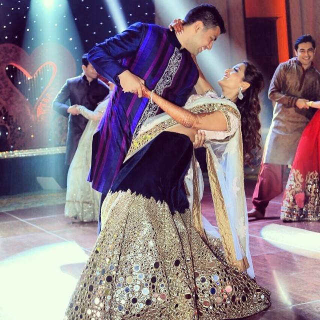 Sparkly Glam Wedding In Dubai Wedmegood