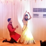 First look inside Shahid Kapoor and Mira's Sangeet!