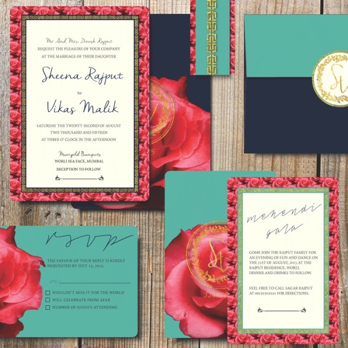 Wedding Card Dictionary Printing Terms You Should Know So You Dont