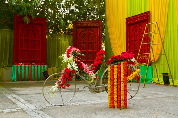 12 amazing installations for all kinds of weddings  brides  there u0026 39 s something for everyone
