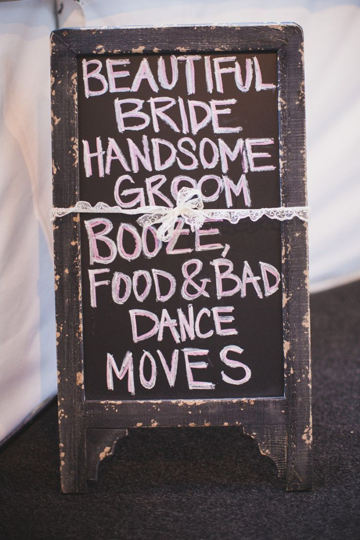 Pick One & Party: Creative Signs at Bars That Every ...