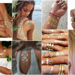 #Discovery: Metallic Tattoos Instead Of Mehendi? We'd Give It a Shot!