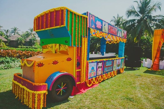 Food Trucks At Your Mehendi Here Are 11 Amazing Ones