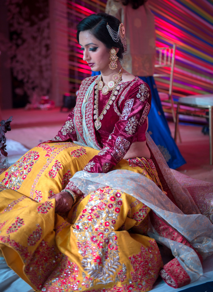 Sunny And Versatile Wedding In Jaipur With Oodles Of Charm