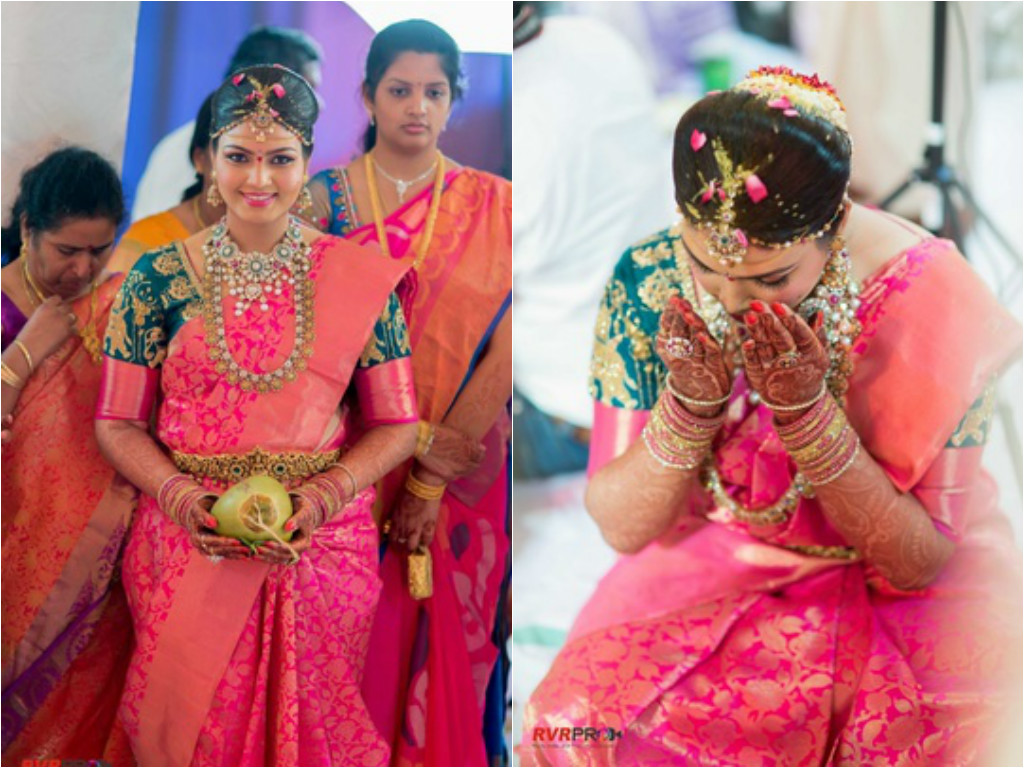 Kanjeevaram Brides On Wmg That Redefined South Indian