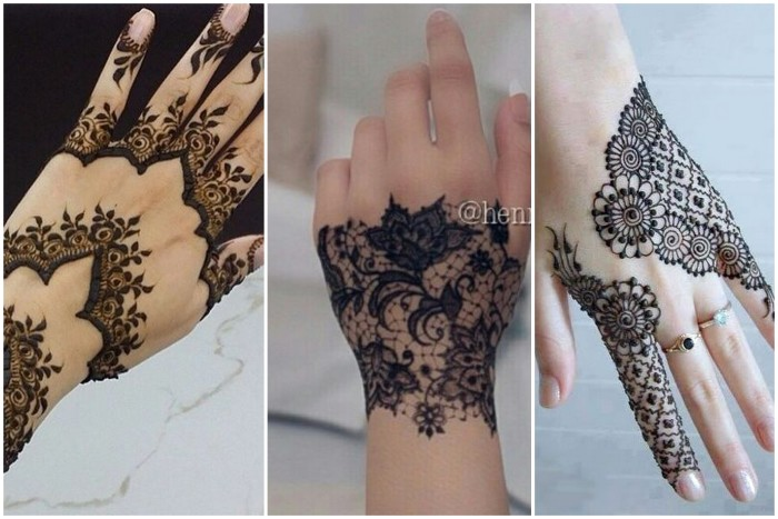 Trending what exactly is lace glove henna wedmegood for Lace glove tattoo