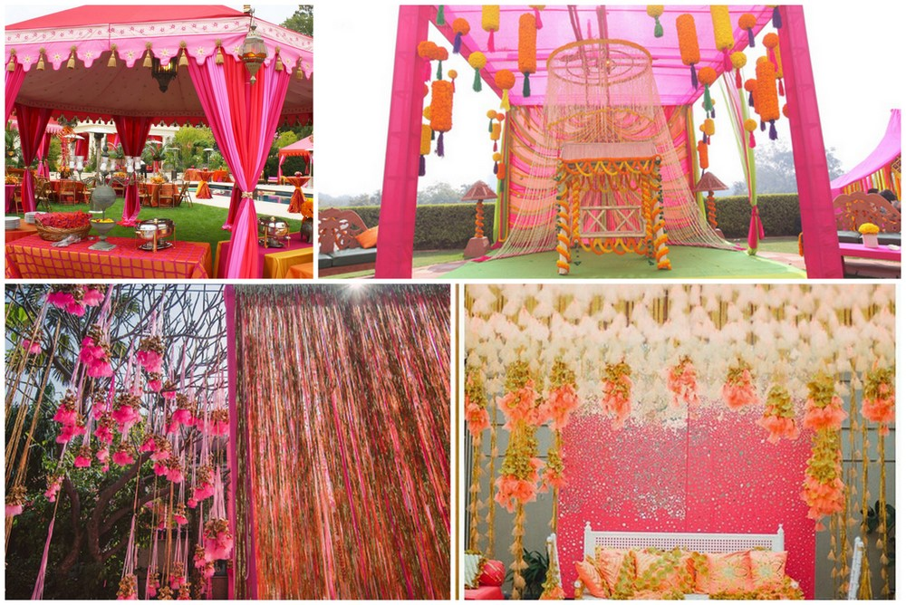 wedding ideas indian theme wedding colour themes to use for day weddings 28227