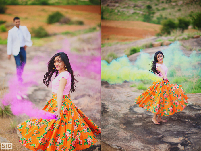 these pre wedding shoot props are so new they ll make you
