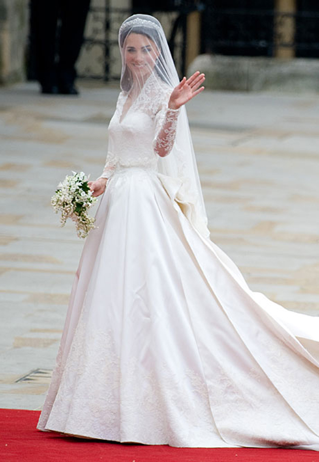 Kate Middleton Wedding Dress Style Are These The Mo...