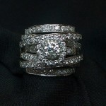 #Trending: Stackable Engagement  Rings!