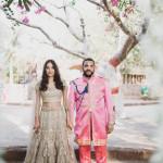 Stunning Bohemian Goa Wedding With  Kitsch Details!