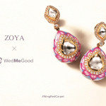 WMG Red Carpet Bride: Dazzle in a Bridal Shoot with Zoya Jewels