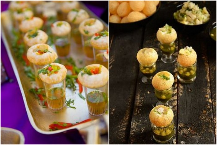 12 Ultra New Ways To Pimp Up Your Chaat Stand Wedmegood