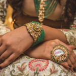 Red Carpet Bride at Zoya Jewels: Evergreen and Everlasting!