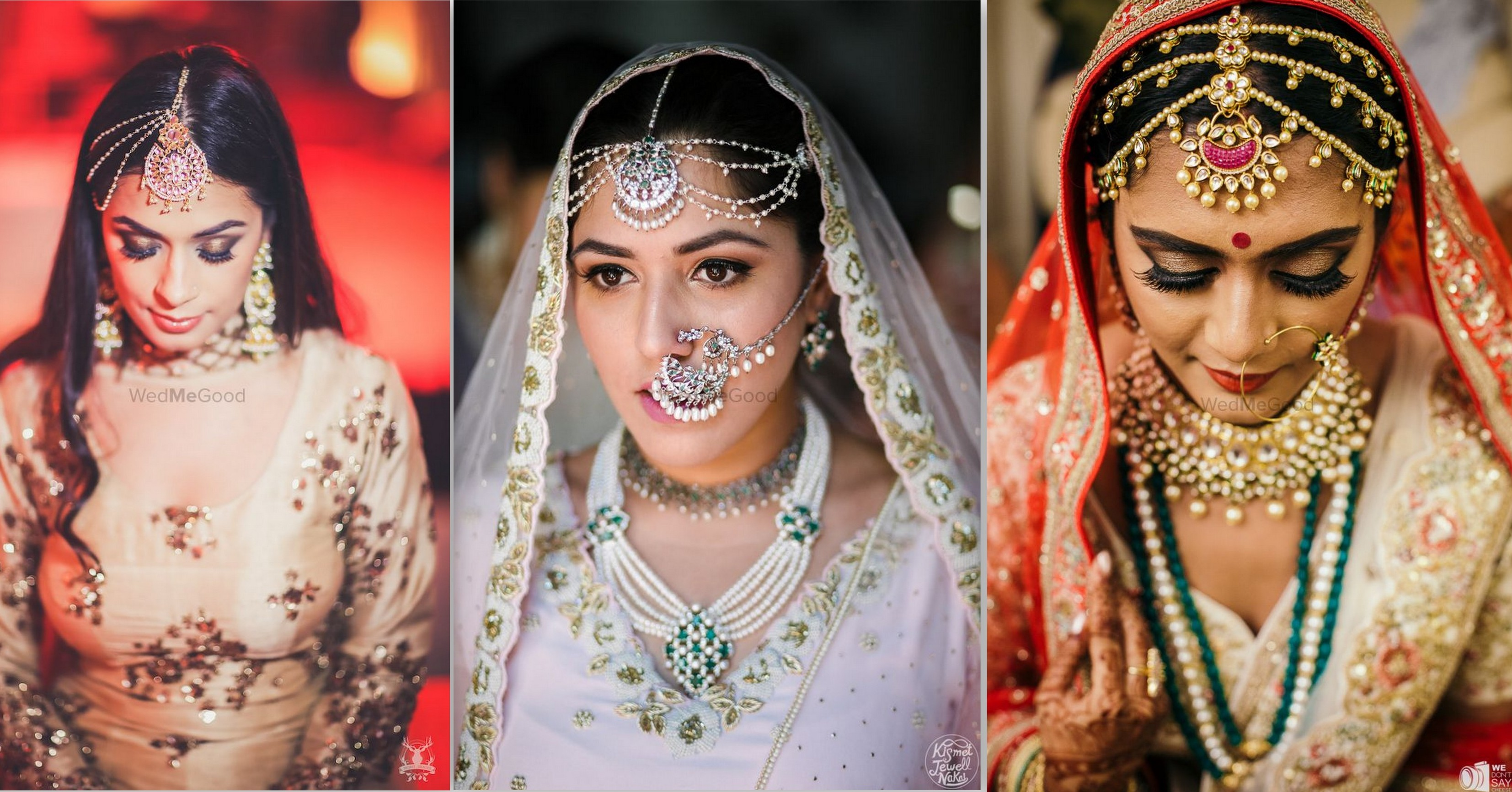 The Right Mathapatti for Every Face Shape!  WedMeGood