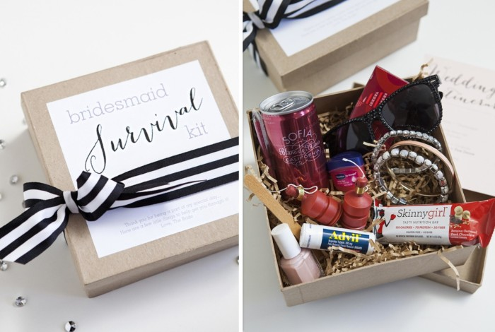 Dear Bride These 10 Easy Diy Bridesmaid Gifts Will Make