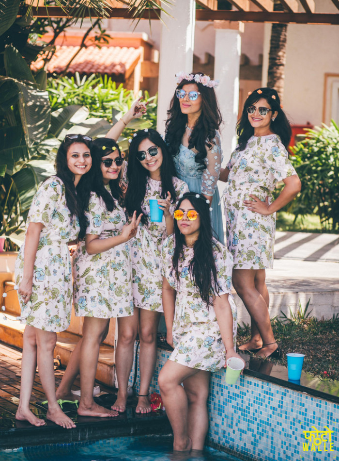 The Ultimate Guide To A Bachelorette In Goa Wedmegood