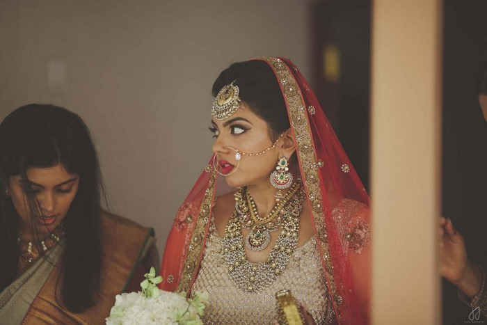 Elegant Evening Nikah In Kerala With A Simple Bride