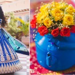 Colorful & Contemporary Nikah with a Beautiful Backdrop