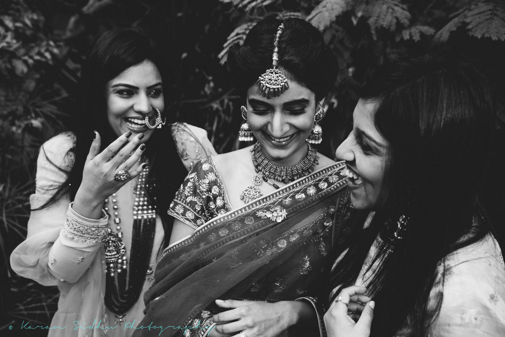 My Bff S And I Got Decked Out In Banarasi Lehengas At