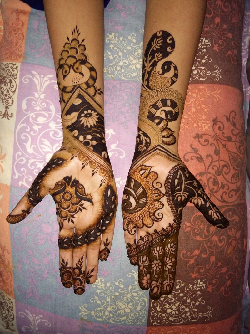the most interesting mehendi designs from real weddings in
