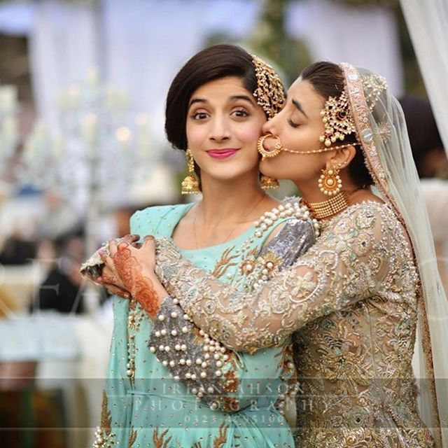 This Pakistani Actress's Wedding Is Giving Us Some Serious