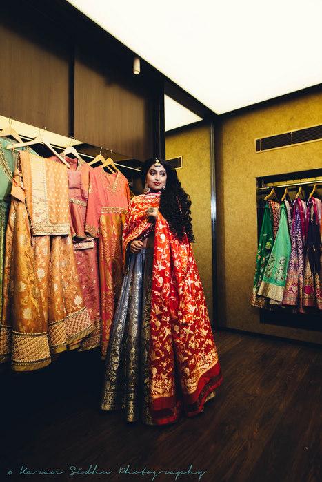 Red Carpet Bride I Took My Bridesmaids Shopping To Ekaya
