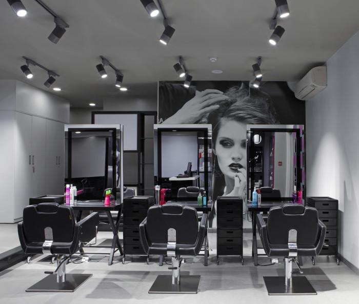 Hair Stations-Lakme Salon
