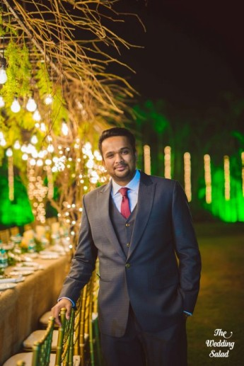 Ishita & Nikunj, Rustic Indian wedding, vintage decor, radisson blu alibaug, The wedding salad-12