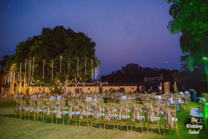 Ishita & Nikunj, Rustic Indian wedding, vintage decor, radisson blu alibaug, The wedding salad-18